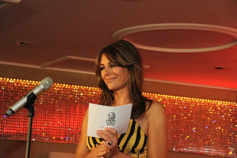 Elisabeth-Hurley-Master-of-Ceremonies-at-the-opening-of-The-Ritz-Carlton-Vienna-photo-Facebook