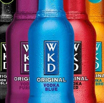 WKD Drinks