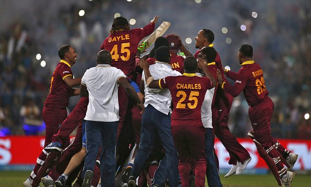 Cricket - England v West Indies - World Twenty20 cricket tournament final