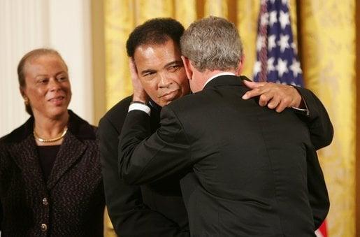 Muhammad_Ali_and_President_Bush
