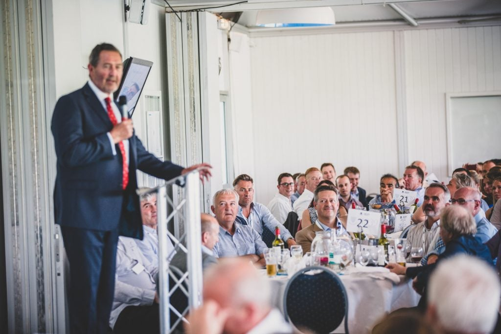 The Boundary Club networking meets cricket June 2016 event at sussex county cricket club