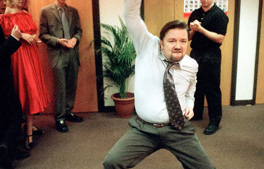 The-office- Brent's dance