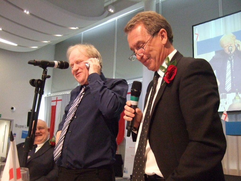 Garry Richardson & Peter Brackley
