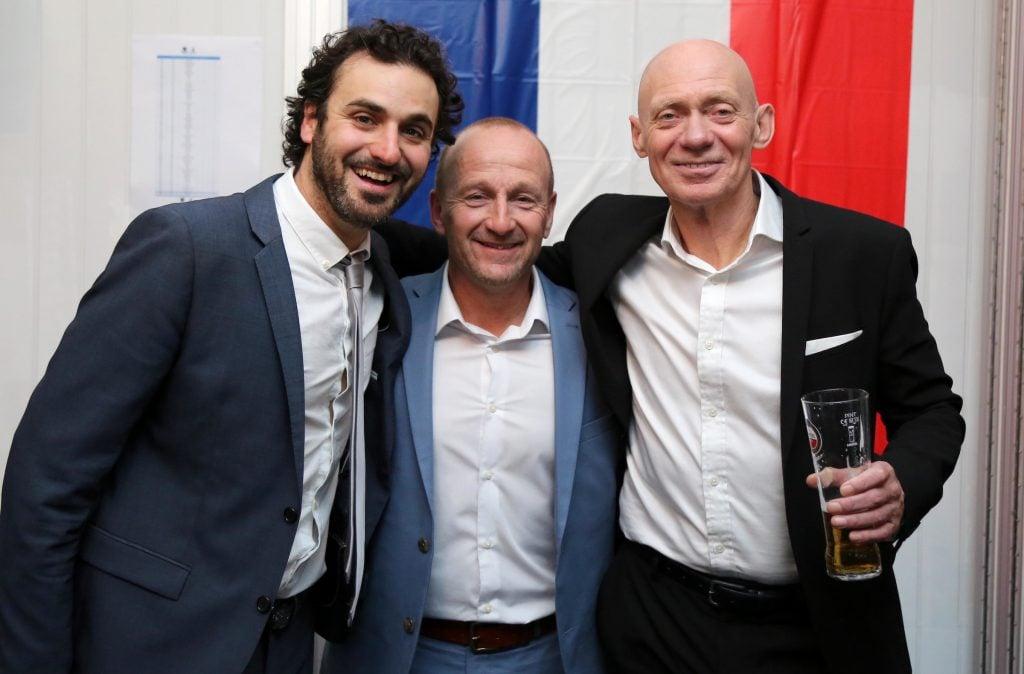 Where Cricket Meets Beaujolais Nouveau