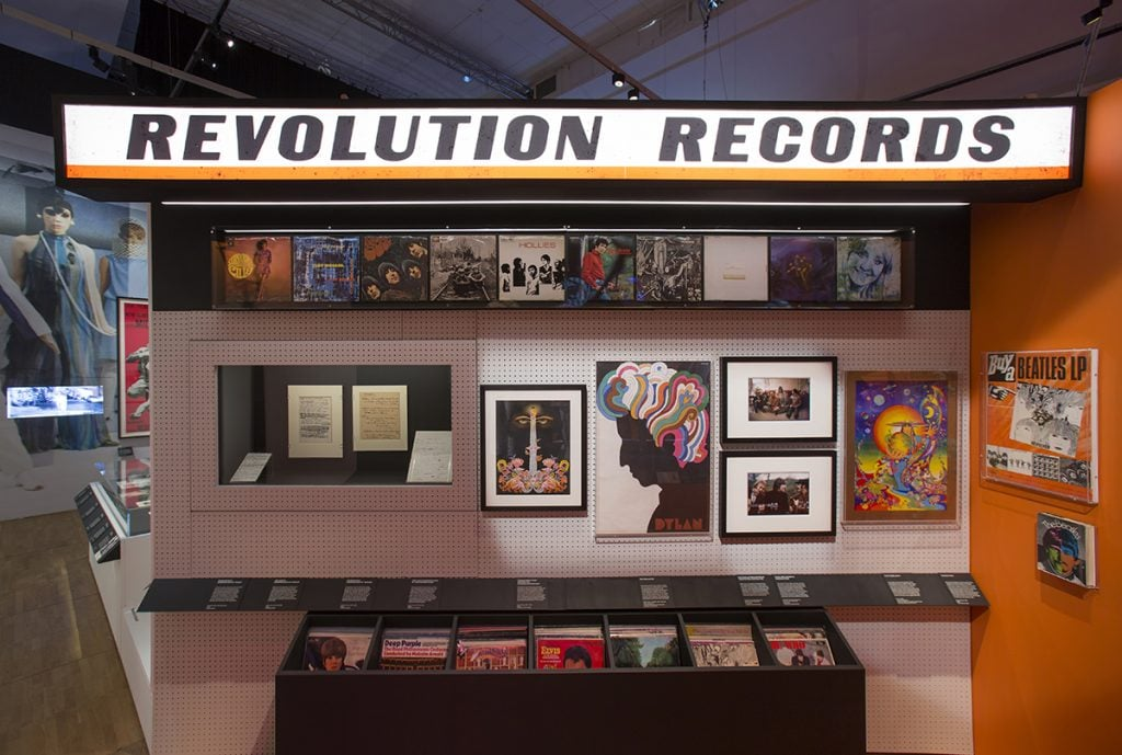 Revolution exhibition photography 06-09-2016