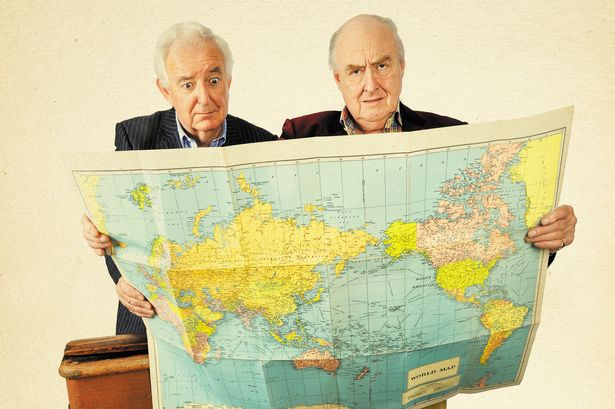 Blofeld & Baxter