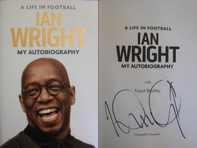 Ian Wright - Autobiography