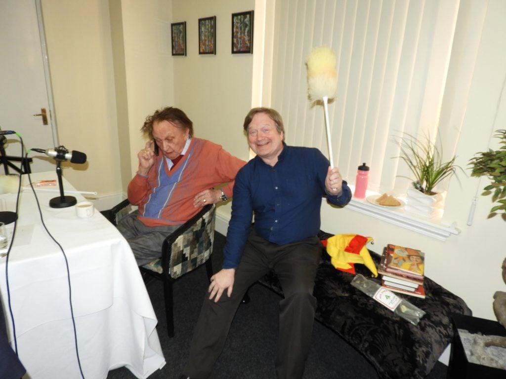 Ken Dodd & Matthew Willetts