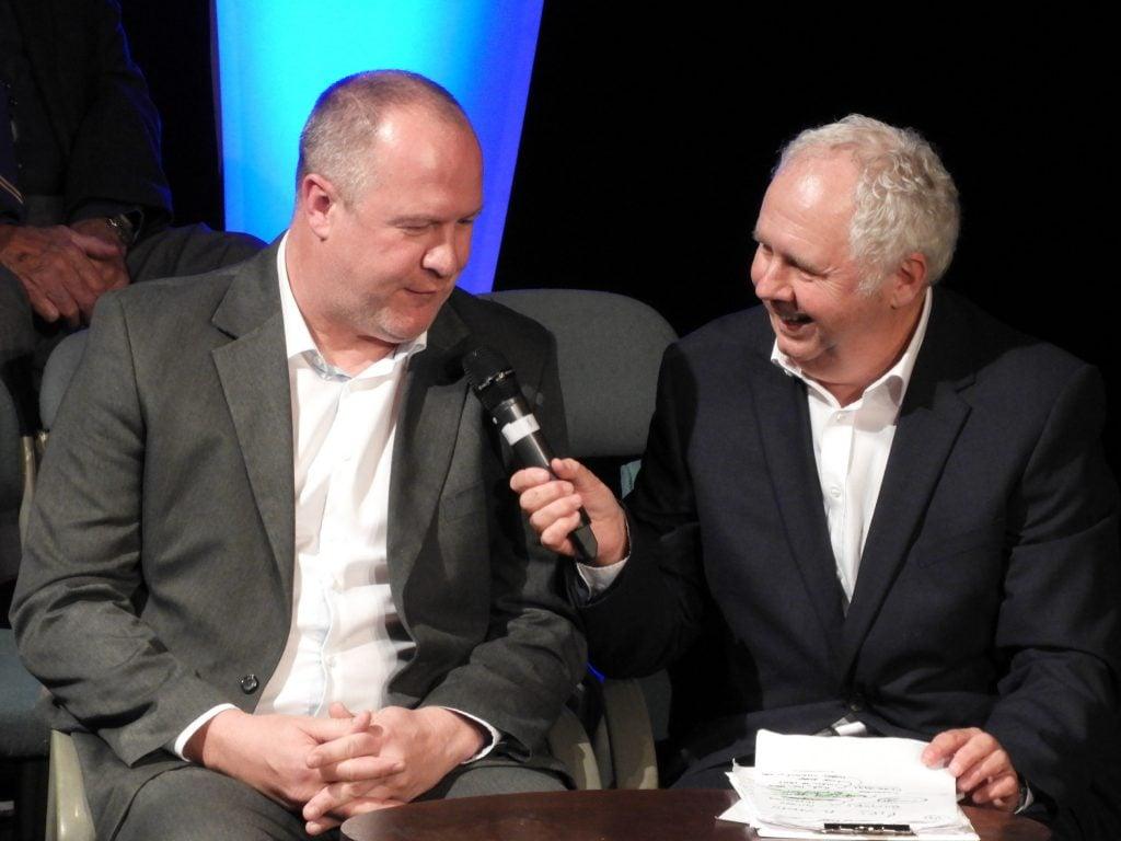 Guy Butters & Ian darke