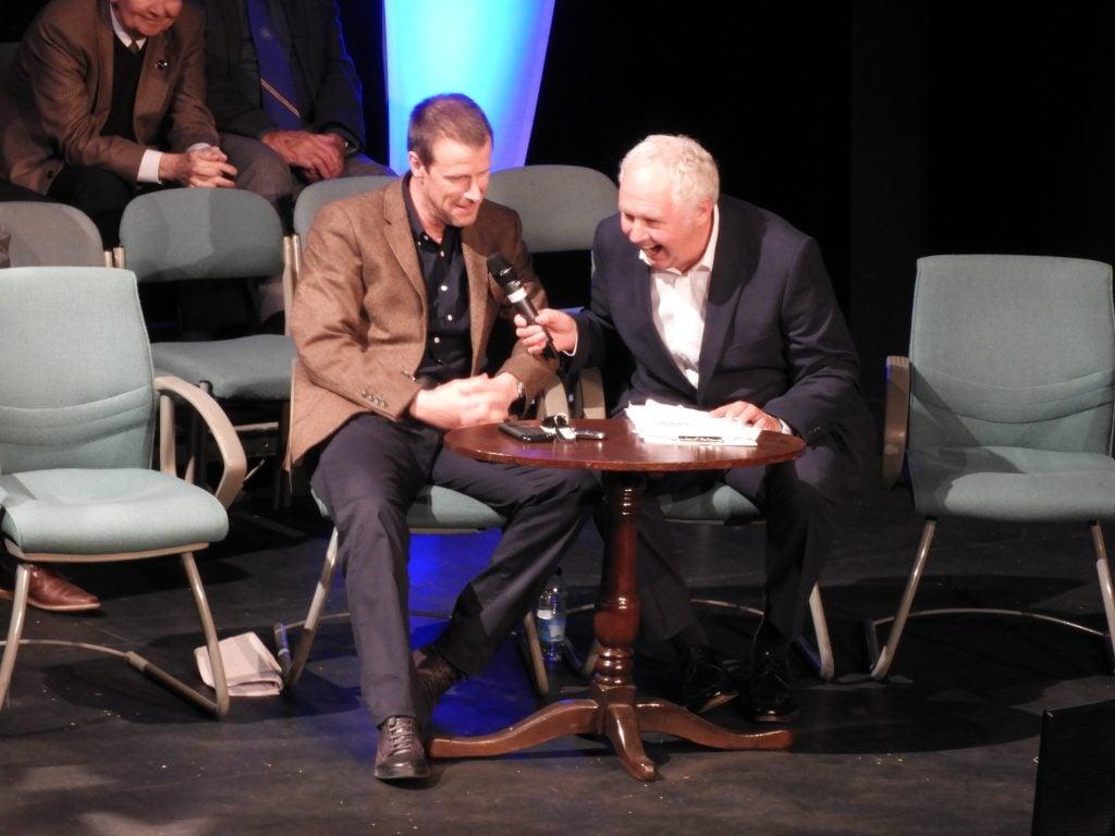 Steve Claridge & Ian Darke