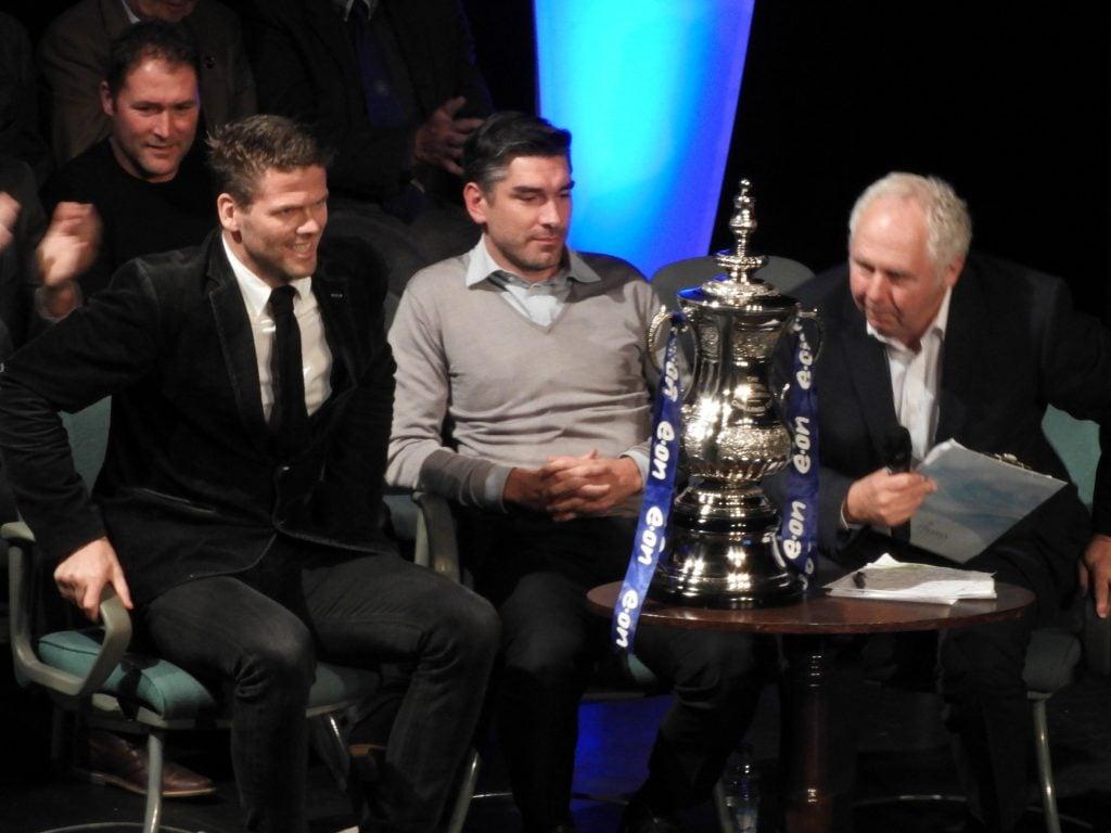 Hermann Hreiarsson FA Cup