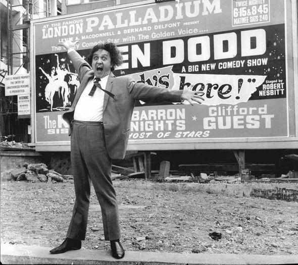 Ken-Dodd-comedian-in-London-in-1965-