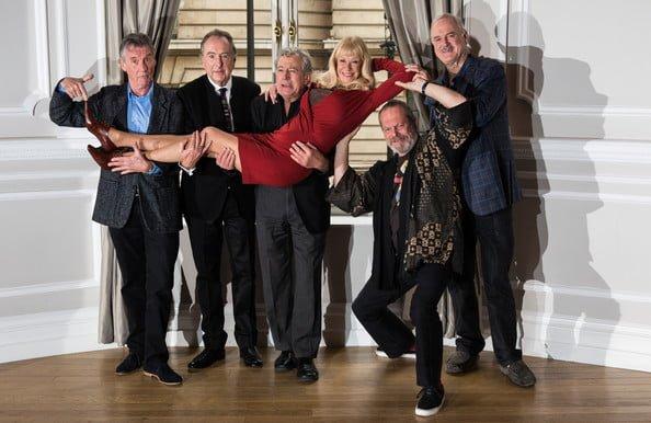 Carol Cleveland Monty Python: Forgotten Female 7th Member