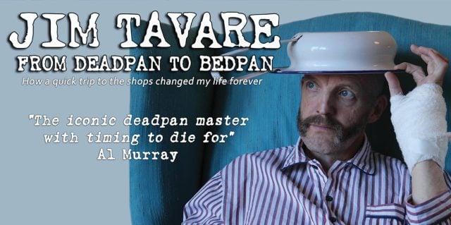 Jim Tavare poster