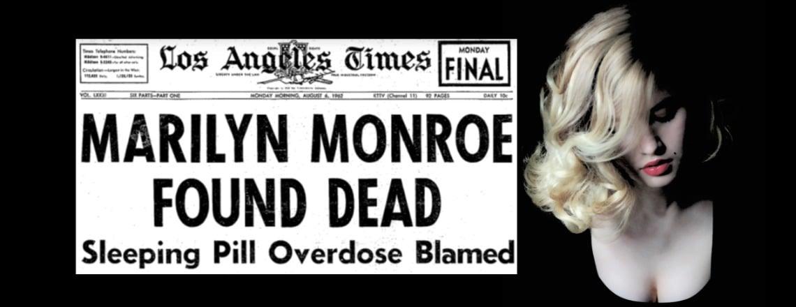 Marilyn Monroe Conspiracy