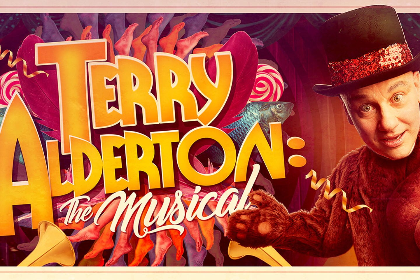 Terry-Alderton: The Musical