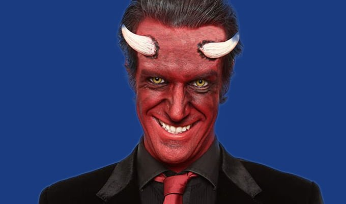 Marcus Brigstocke: 'Devil May care'