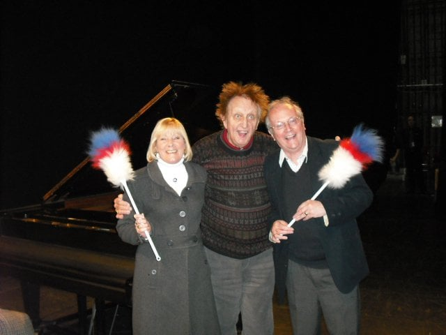 Barry, Kay and Ken-Birmingham Hippodorome