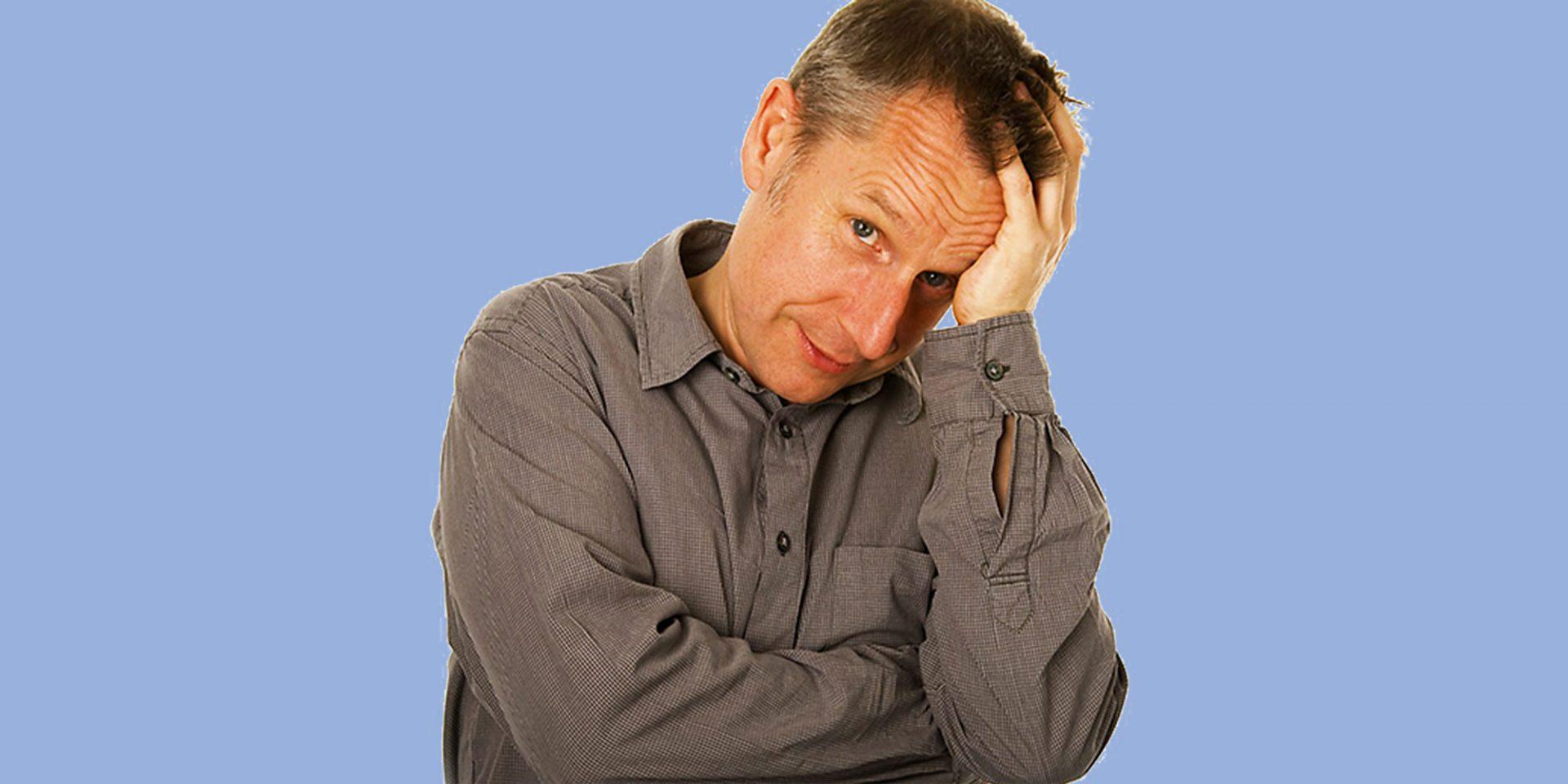 Jeremy Hardy Comedian