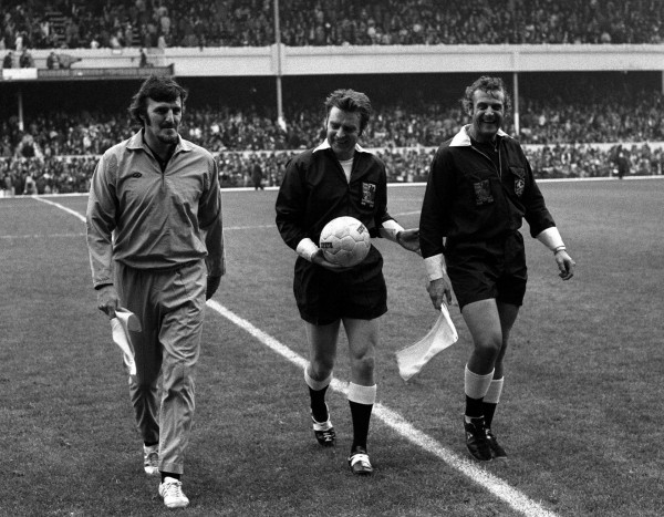 Jimmy Hill: Emergency Linesman